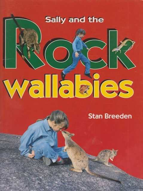 Sally and The Rock Wallabies, Stan Breeden