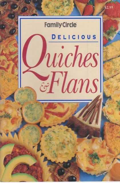 Image for Delicious Quiches & Flans