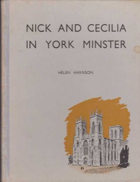 Nick and Cecilia In York Minster, Helen Harrison