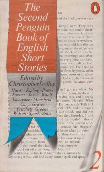 The Second Penguin Book of English Short Stories - 2, Christopher Dolley [Editor]