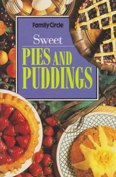 Sweet Pies And Puddings, Family Circle