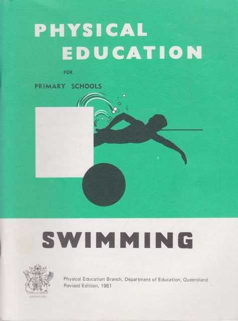 Physical Education for Primary Schools, Department of Education