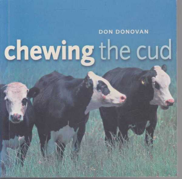Chewing The Cud, Don Donovan [Signed Copy]