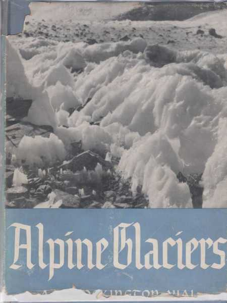 Alpine Glaciers, A.E. Lockington Vial