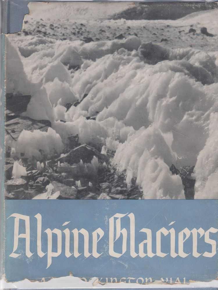 Alpine Glaciers, A.E. Lockington Vial