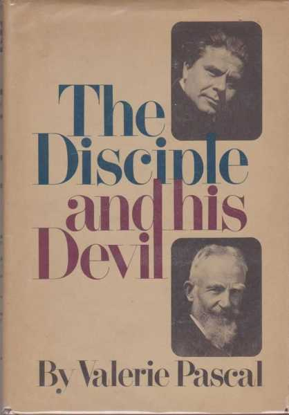 The Disciple and his Devil - Gabriel Pascal, Bernard Shaw, Valerie Pascal