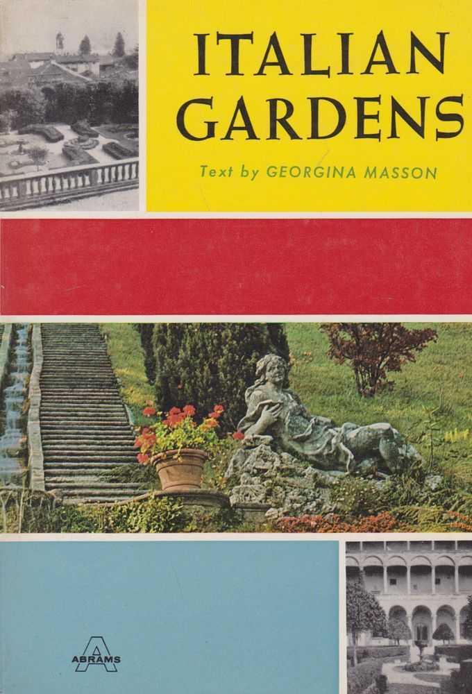 Italian Gardens, Georgina Masson