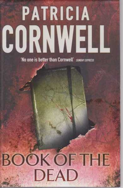 Book Of The Dead, Patricia Cornwell