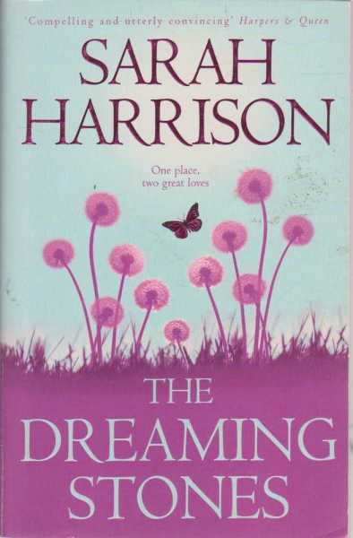 The Dreaming Stones, Sarah Harrison