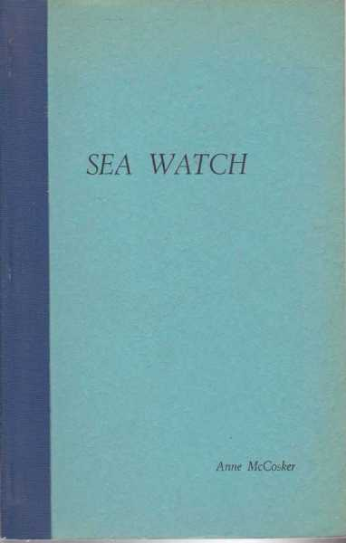 Sea Watch, Anne McCosker