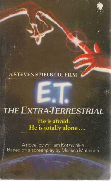 E.T. The Extra-Terrestrial, William Kotzwinkle