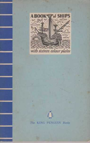 A Book Of Ships with 16 Colour Plates, Charles Mitchell