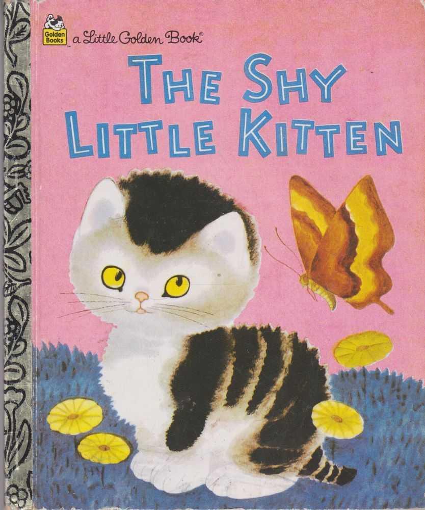 The Shy Little Kitten, Cathleen Schurr