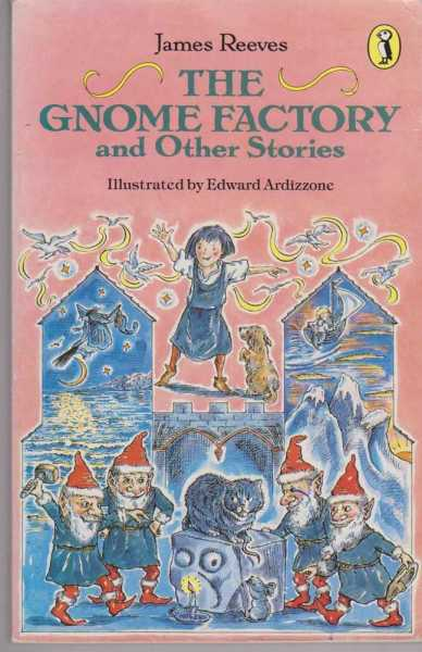 The Gnome Factory and Other Stories, James Reeves