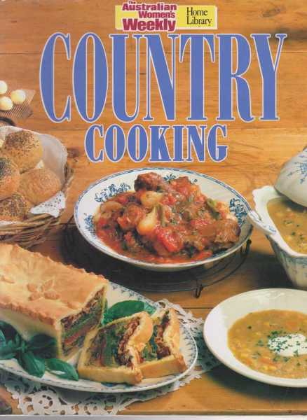 Country Cooking, Australian Women's Weekly
