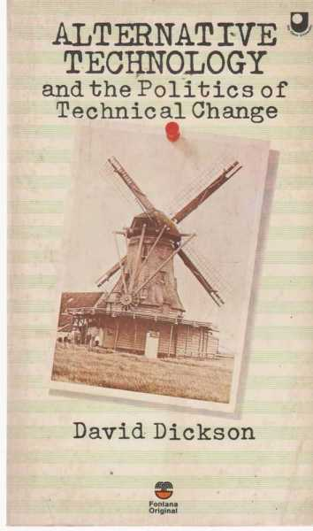 Image for Alternative Technology and the Politics of Technical Change