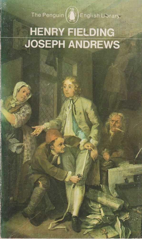 Joseph Andrews, Henry Fielding