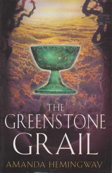 The Greenstone Grail, Amanda Hemingway