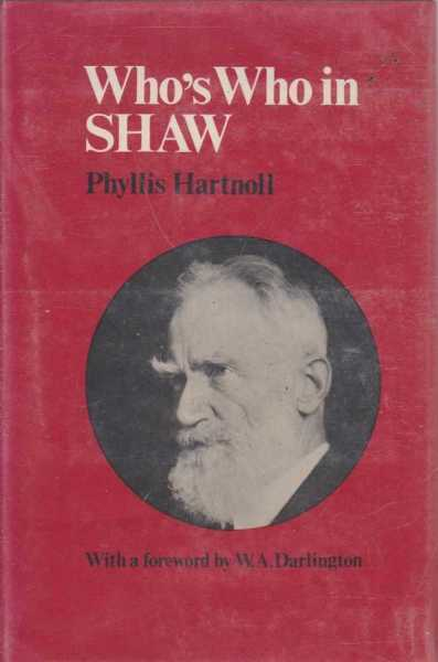 Who's Who in Shaw, Phyllis Hartnoll