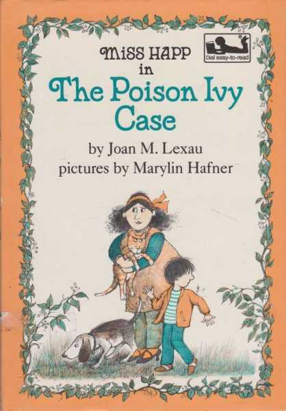 Miss Happ In The Poison Ivy Case [Dial easy-to-read], Joan M. Lexau