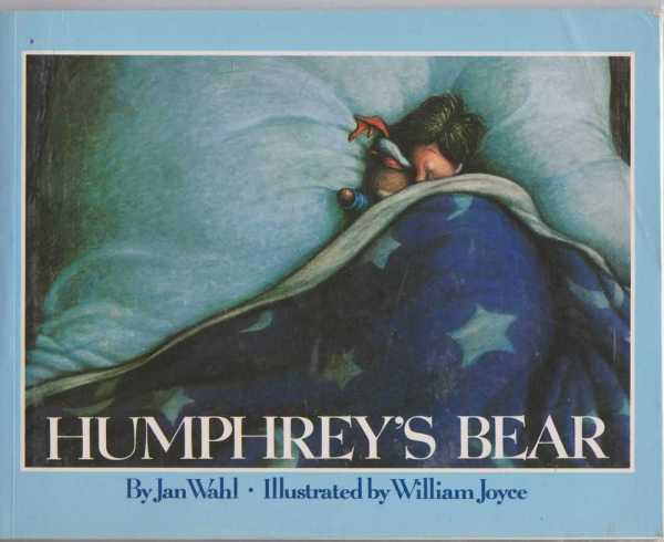 HUMPHREY'S BEAR, Wahl, Jan