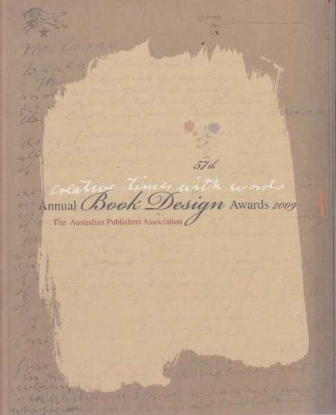 57th Annual Book Design Award 2009 - Creative Times With Words, Brett Hilder