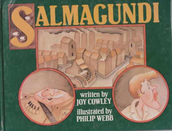 SALMAGUNDI, Cowley, Joy