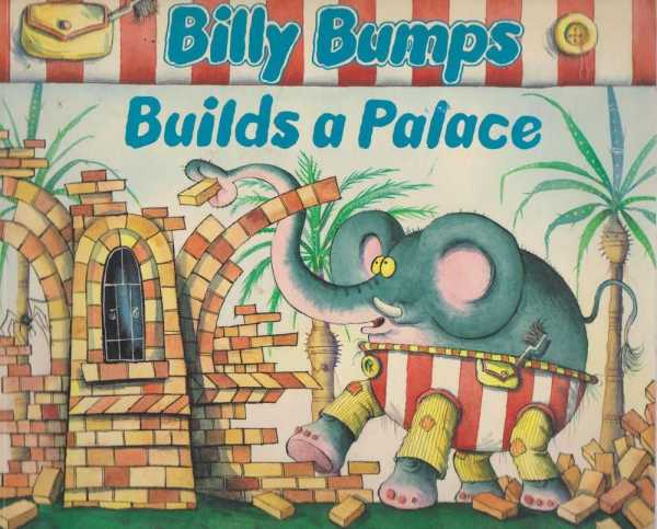 Billy Bumps Builds A Palace, Korky Paul