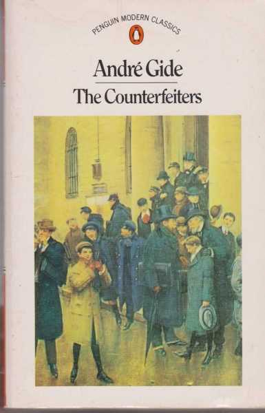 The Counterfeiters, Andre Gide