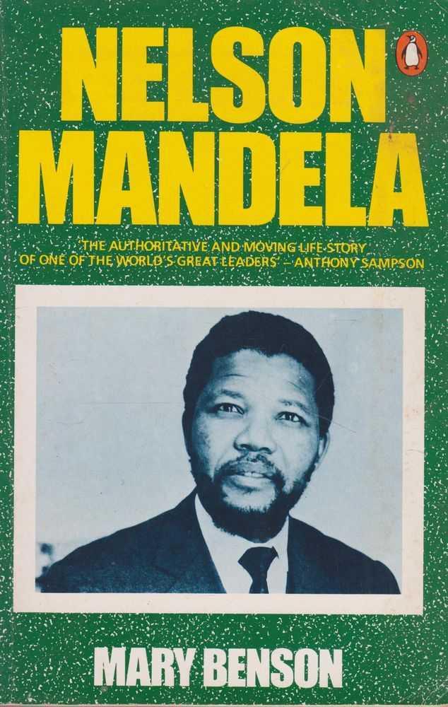 Nelson Mandela, Mary Benson
