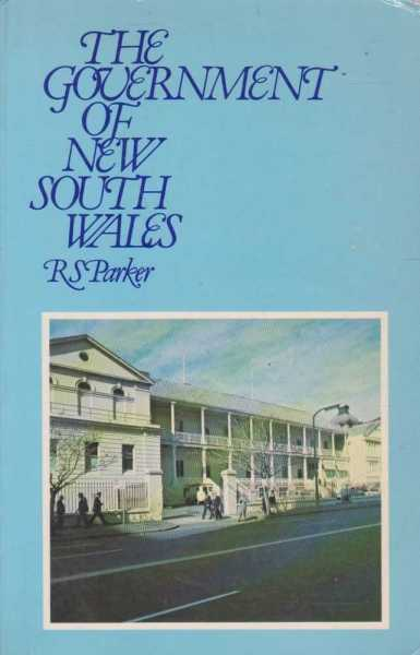 The Government of New South Wales, R.S. Parker