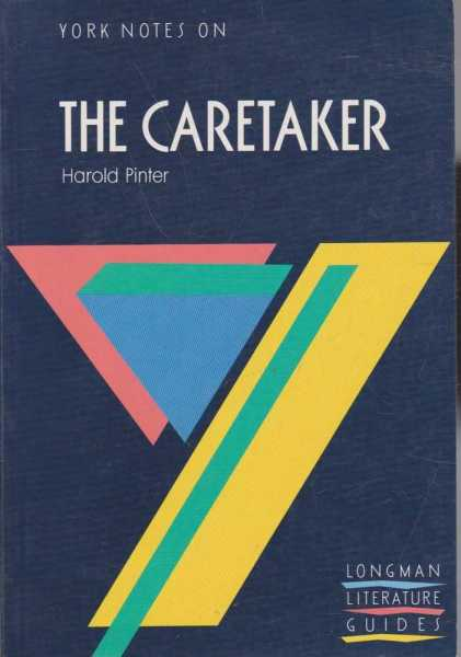 York Notes on The Caretaker, Harold Pinter
