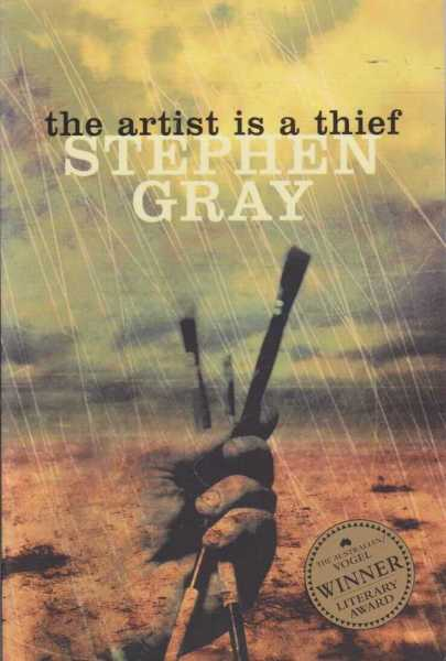 The Artist Is A Thief, Stephen Gray