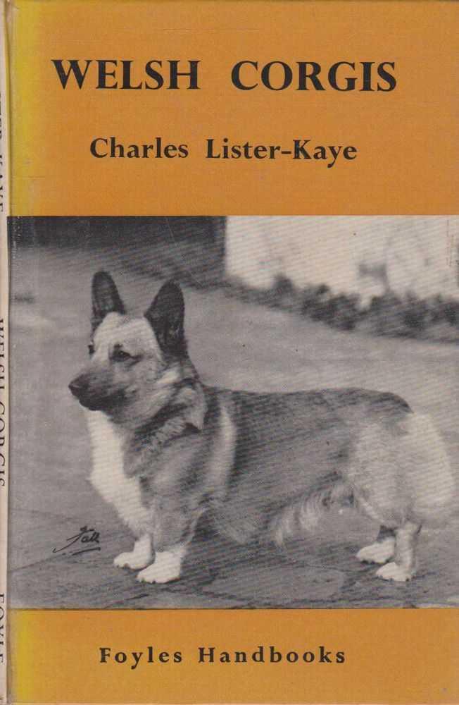 Welsh Corgis, Charles Lister-Kaye