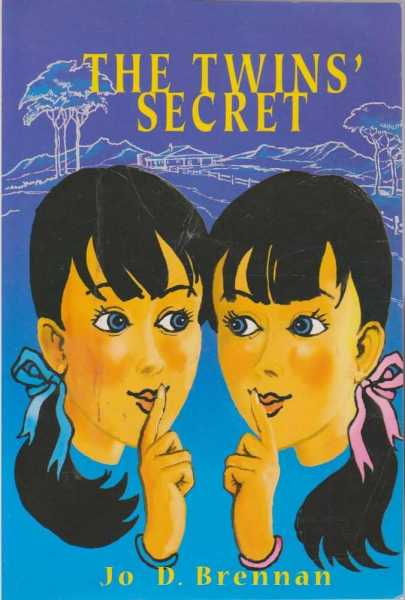The Twins' Secret, Jo D. Brennan [Signed Copy]