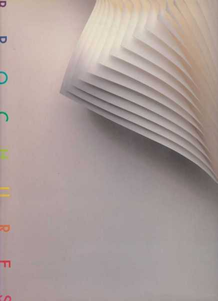 Graphis Brochures 1 - An International Compilation of Brochure Design, B. Martin Pedersen [Editor]