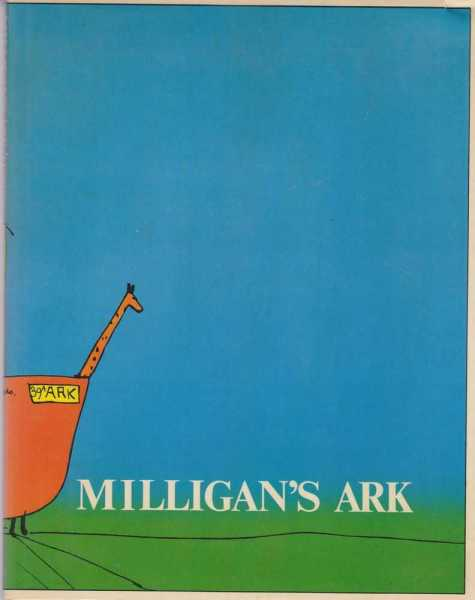 Image for Milligan's Ark
