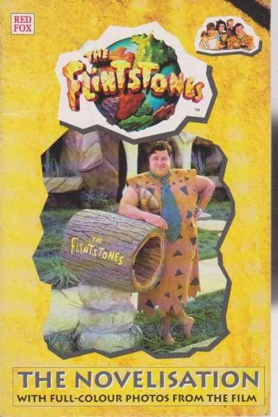 The Flintstones - The Novelisation with Full Colour Photos from the Film, Francine Hughes