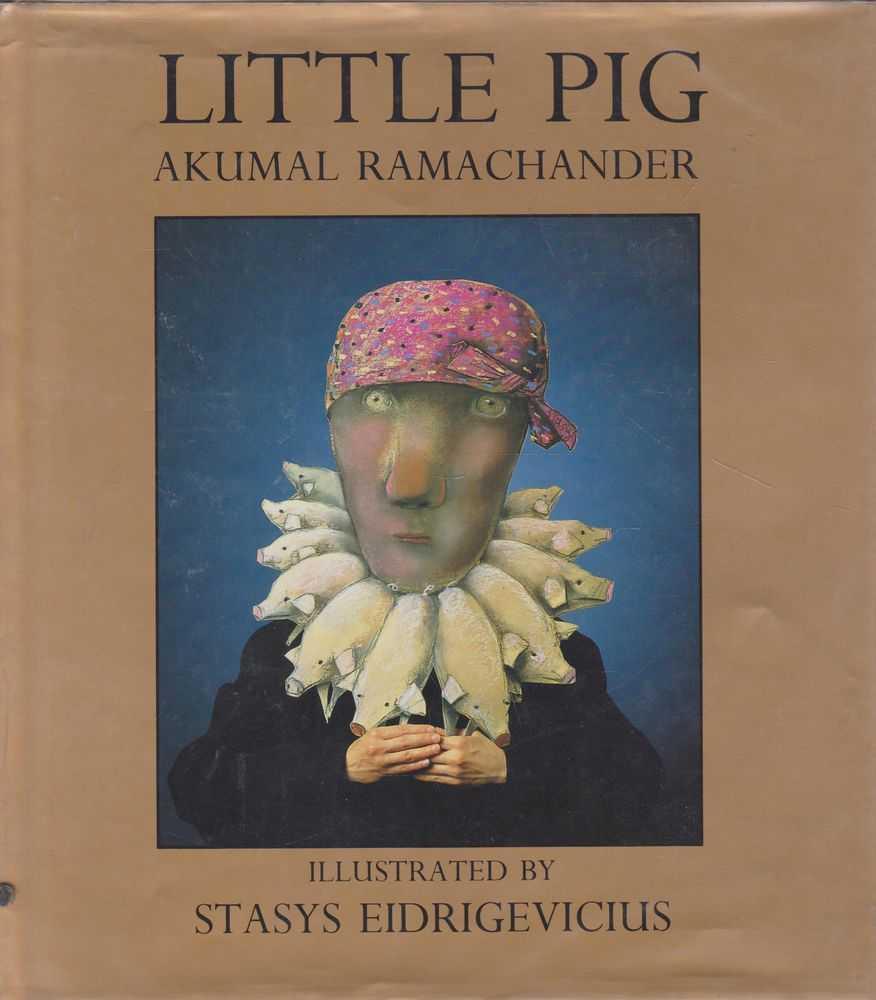 Little Pig, Akumal Ramachander