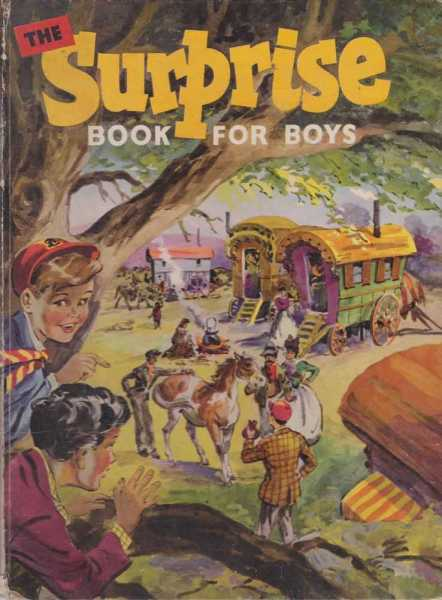 The Surprise Book for Boys, Various Authors