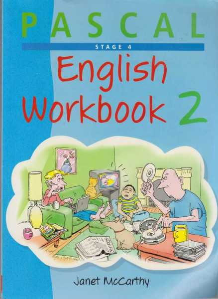 Pascal Stage 4: English Workbook 2, Janet McCarthy