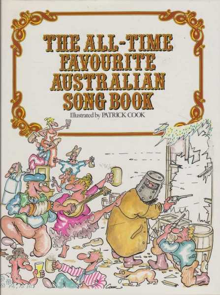 The All-Time Favourite Australian Song Book, Various