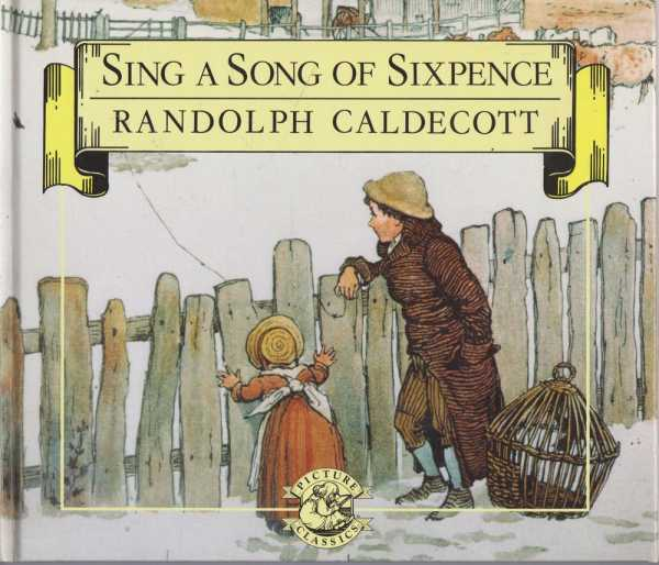 Sing A Song Of Sixpence, Elizabeth Rudd [Series Editor]