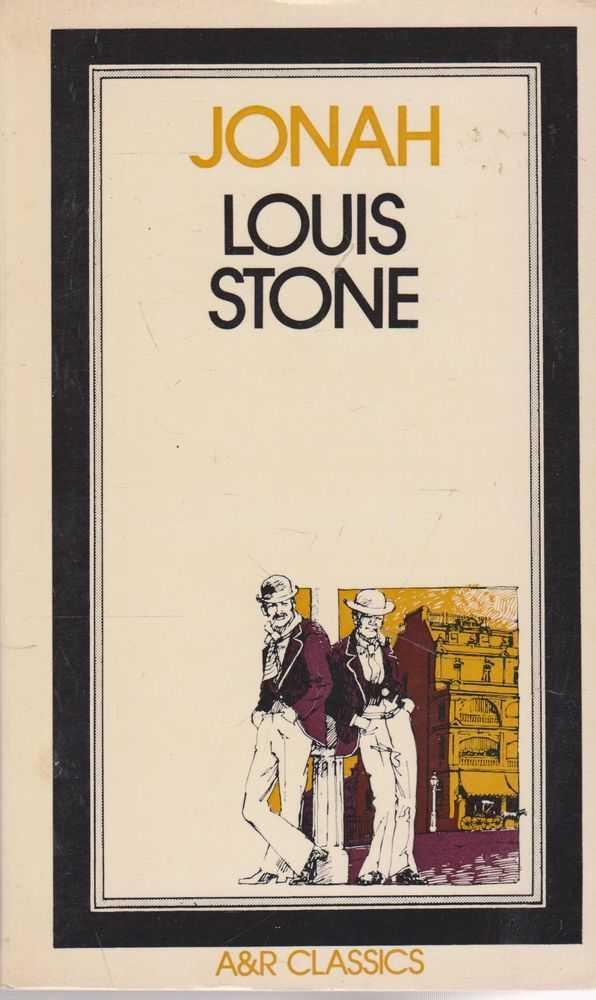 Jonah, Louis Stone
