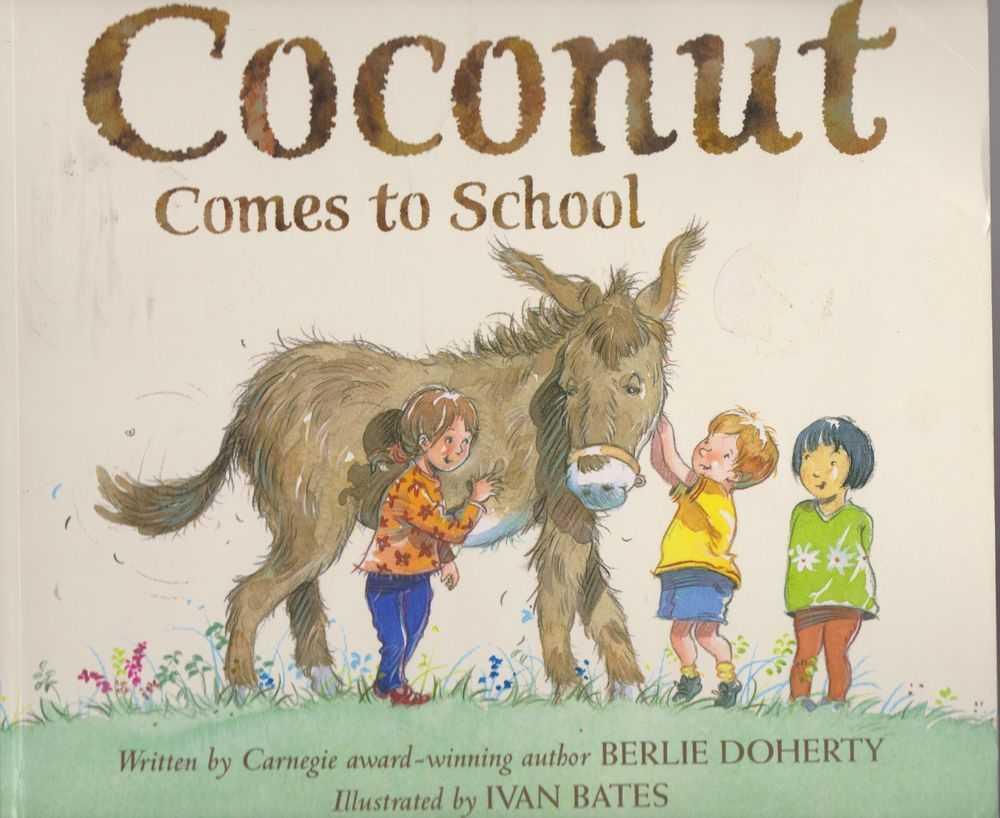 Coconut Comes To School, Berlie Doherty