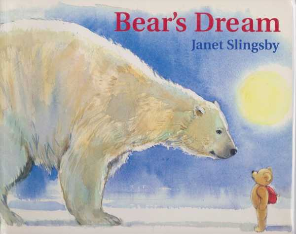 Bear's Dream, Janet Slingsby