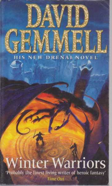 Winter Warriors - His New Drenai Novel, David Gemmell