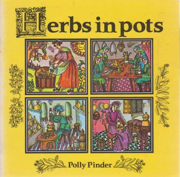 Herbs in Pots, Polly Pinder