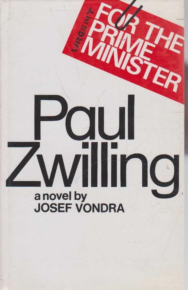 Paul Zwilling, Josef Vondra