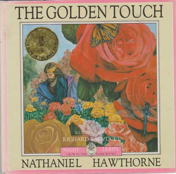 The Golden Touch [Night Lights Glow in the Dark Books], Nathaniel Hawthorne
